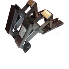 Скрытая петля Трансформер 139-79-52-190 гр, Оц 2.0мм для напольного люка (без пружины)