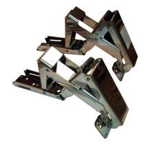 Скрытая петля Трансформер 139-79-52-190 гр, НЖ 2.0 мм для люка доступа под плитку невидимку, 1 шт.